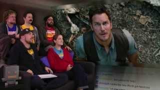 Jurassic World Trailer! - Show and Trailer November 2014! - Part 53