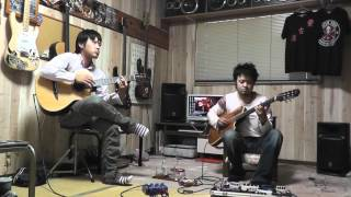 「LAMBADA」ACOUSTIC LATIN COVER by 蒙古斑.m2ts