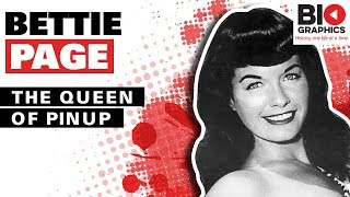 Bettie Page: The Queen of Pinup