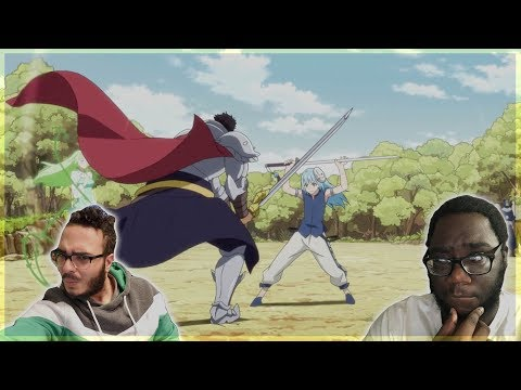 THAT TIME I GOT REINCARNATED AS A SLIME EPISODE 15 REACTION | BIRTH OF A NEW NATION