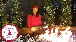 Belfast Christmas Market - It has begun! | Vlogmas Day 1 2018 | Jenny E