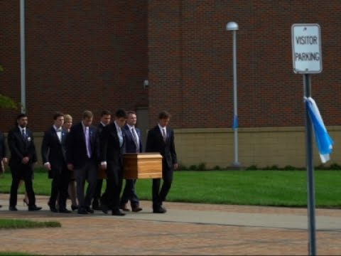 Associated Press: Hometown Mourners Remember Otto Warmbier
