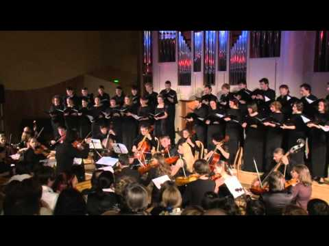 Handel Dixit Dominus / musicAeterna and Teodor Currentzis