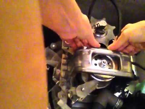 Haier hlp21n self repair belt on