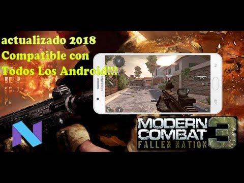 Modern combat 3 1 1 1 apk   Download Modern Combat 3: Fallen