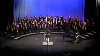 Hide and Seek (Imogen Heap) - South Lakes Bella Voce and Chamber Choir - Spring 2011
