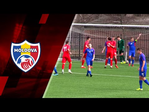 Moldova U-18 2-0 Moldova U-17 // Meci Amical, 28.02.2020