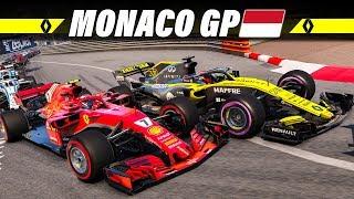 F1 2018 KARRIERE S02E06 – Monaco GP   Let's Play Formel 1 Deutsch Gameplay German