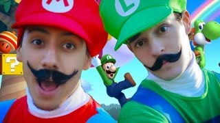 Wii U - New Super Mario Bros MUSICAL
