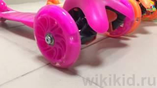 видео Купить беговел Rider - маневренный, легкий и устойчивый