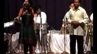 FINEST CONCERT AT ISKON-Deepali Joshi Shah//Umesh Vajpay- Song- O mere sanam