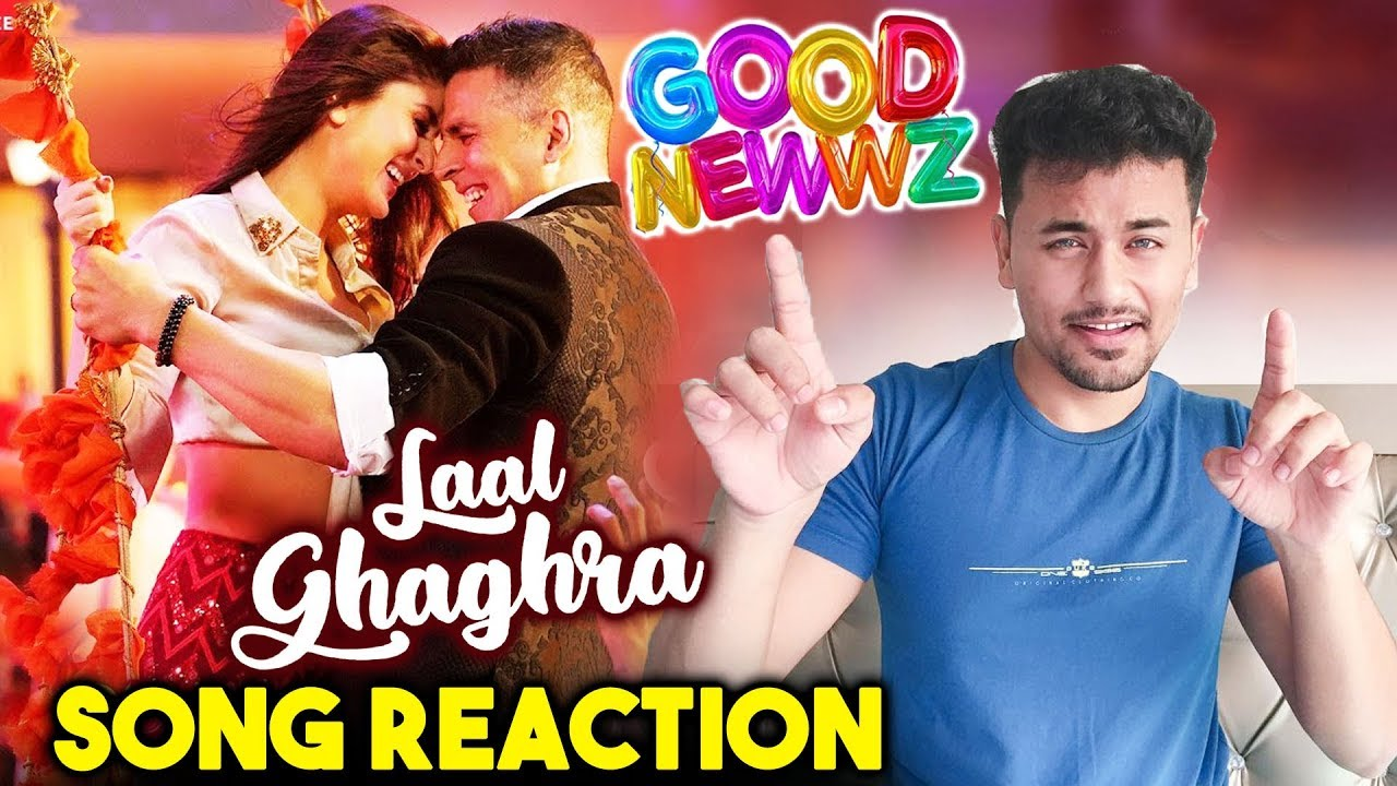 Good Newwz | Laal Ghaghra Song Reaction | Review | Akshay ...