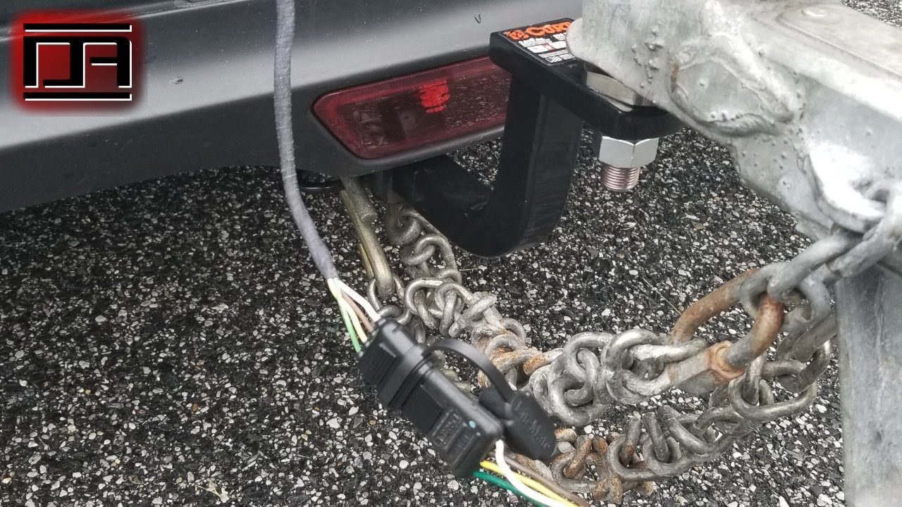 hopkins towing solution wiring harness 41964 for trailer lights install scion tc2 tc2 5  [ 1280 x 720 Pixel ]