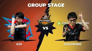 GO1 vs Kazunoko - Group Stage: Pool B - Summit of Power