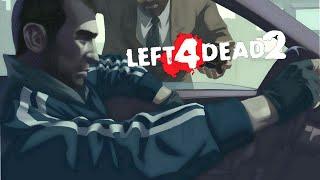 Left 4 Dead 2 Realism ft. Niko Bellic | FunnyBone