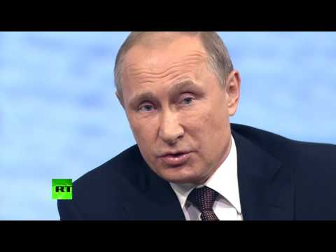 Путин — журналисту