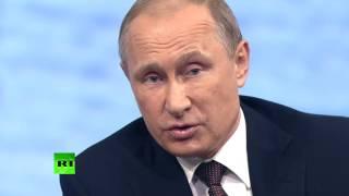 Путин — журналисту CNN о своем отношении к Трампу: Зачем вы все передергиваете?
