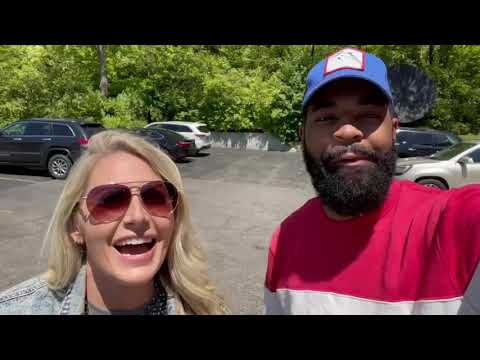 Mollie & Freddy touring the bee FC Cincinnati Stadium!
