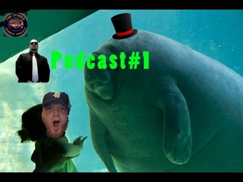The Illusive Manatee Podcast #1: Autism, Nick Bravo, Censorship