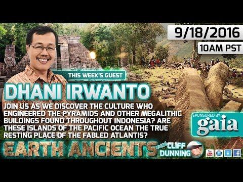 Blogtalk Radio - Earth Ancients - Atlantis in the Java Sea