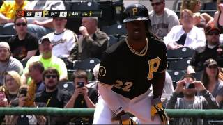 Giants vs. Pirates 07.05.2014 [Full Game HD]