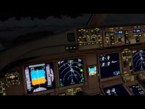 P3D KLM774 Boeing 777-200LR from Quito to Amsterdam