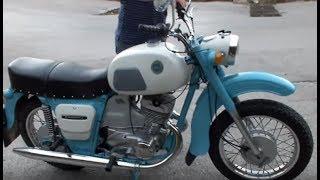 izh planeta 3 classic motorcycle      3