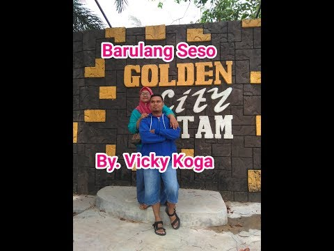 Barulang Seso(Karaoke Minang)~Vicky Koga