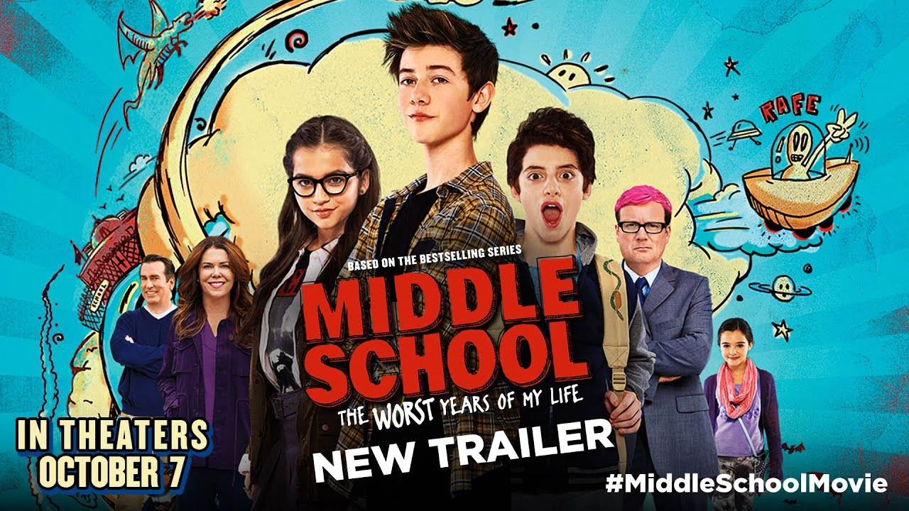 middle school film deutsch # 3