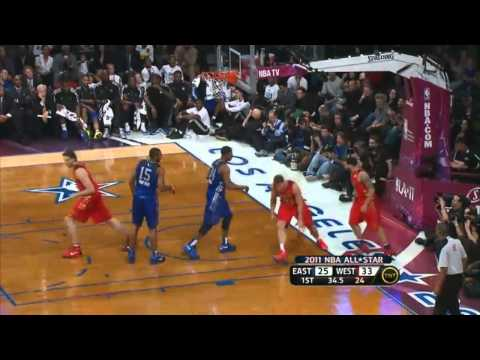 2011 All Star Top 10 Plays
