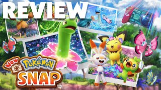 New Pokemon Snap Review - A Nostalgic Adventure Down Memory Lane