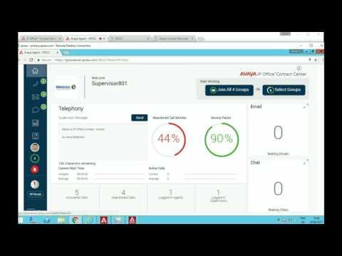 Nordic Webinar - IP Office Contact Center Intro