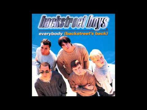 "Backstreet Boys - Everybody (Backstreet's Back) (7"" Version)"