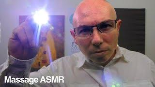ASMR Roleplay Cranial Nerve Exam with Dr Dmitri