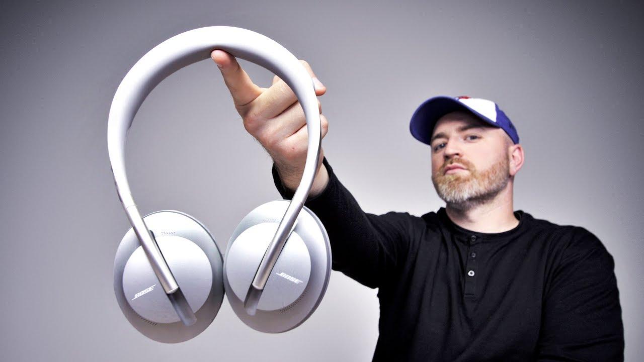 Bose 700 Kopfhörer - Sind sie die Besten? + video