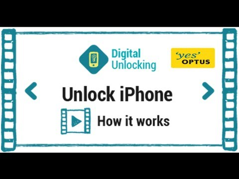 How to Factory Unlock Optus iPhone 3 / 3GS / 4 / 4S / 5