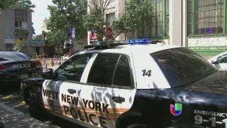 Policía de Newark rechaza programa de comunidades seguras - Noticiero Univisión