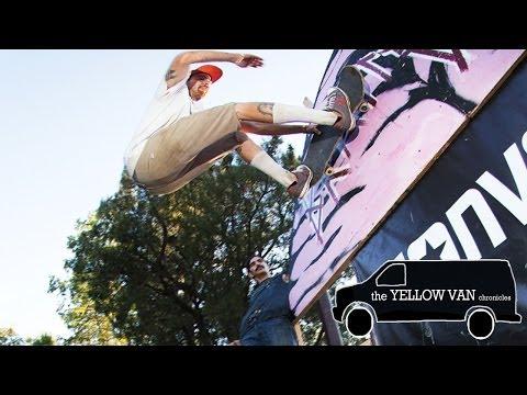 The Yellow Van Chronicles: Full video