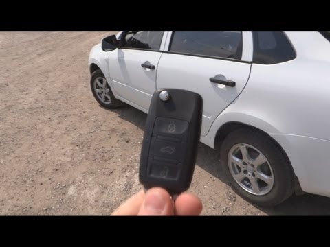 видео: Выкидной ключ на Лада Гранта (ВАЗ).