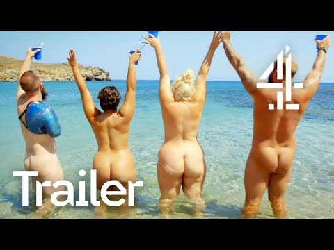 TRAILER | Naked Beach | Watch on All 4