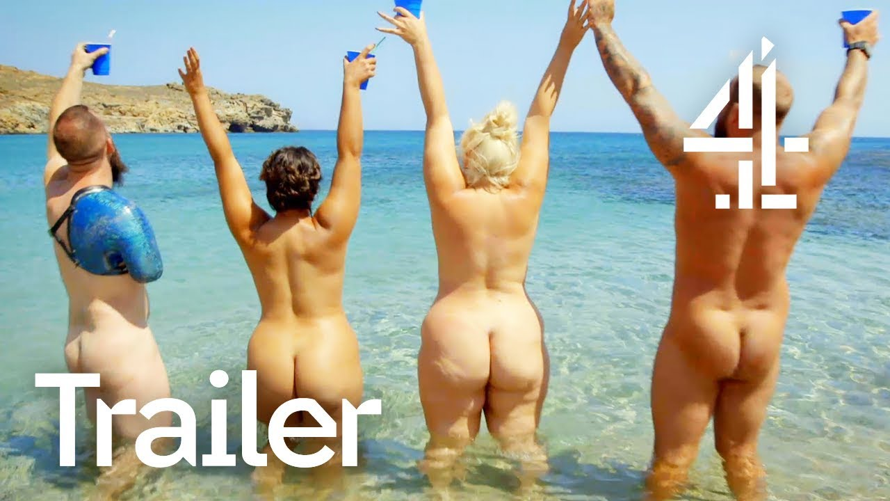TRAILER | Naked Beach | Starts Thursday 8pm