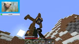 Minecraft hardcore( i died ) then Survival.