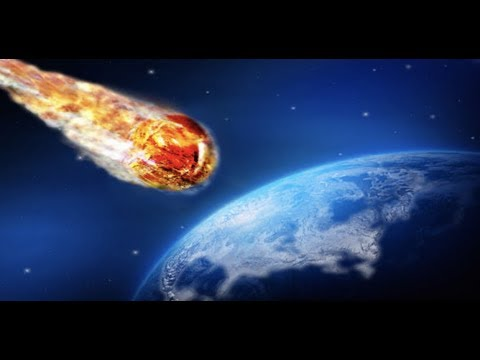 """Breaking: """"Asteroid YZ4 (Near Miss) Today Just Discovered """"Unseen"""""""