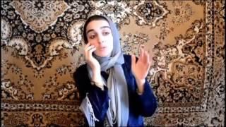 """Za, ti keynaku bami ashqim votedash?"" Feysbuk Saftarali filmiku"