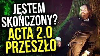 Ator Jest Skończony? Acta 2.0 Przeszło Przez Parlament Unii Europejskiej UE - Plociuch