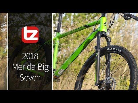 2018 Merida Big Seven | Range Review | Tredz Bikes