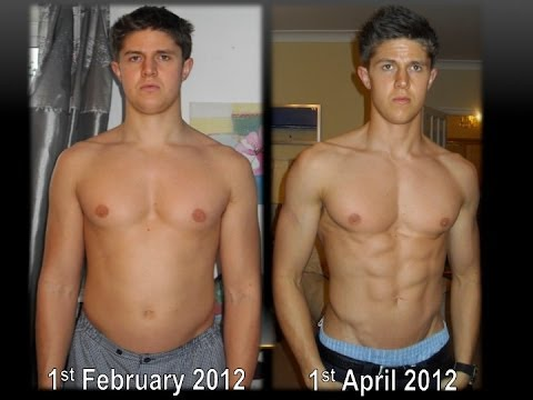 how to lose chest fat male