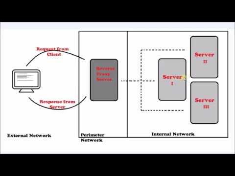 Proxy Server and Reverse Proxy Server