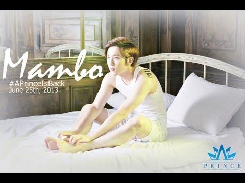 에이프린스 A-PRINCE - Movie Mambo 영화 맘보 (Teaser)