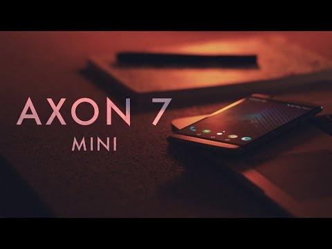 3 Days With The ZTE Axon 7 Mini!